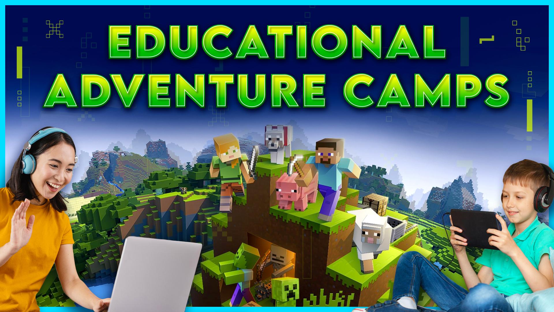 Education Focused Adventure Camps